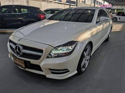 BENZ CLS250 CDI Amg ปี 2014