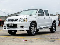 NISSAN  FRONTIER 2002  2.7 TD DOUBLE CAB
