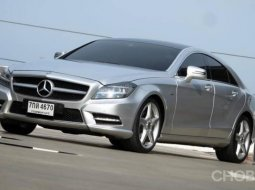 2011 Mercedes-Benz CLS 350 CDI AMG ไมล์ 150,xxx km.