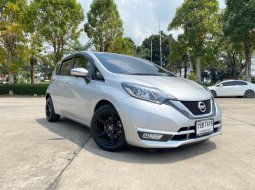NISSAN NOTE 1.2 VL TOP ปี2017 สีเทา