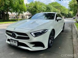 2020 Mercedes-Benz CLS 300d รถเก๋ง 4 ประตู