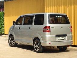 Suzuki APV เกียร์ธรรมดา ปี2008 รถครอบครัว รถมือแรก ไมล์น้อย ไม่เคยติดแก๊ส ไม่เคยมีอุบัติเหตุ เครื่องเดินเรียบ เกียร์ไม่กระตุก ช่วงล่างแน่นไม่มีเสียง แอร์แยกหน้า-หลัง ฉ่ำๆ พ.พาวเวอร์