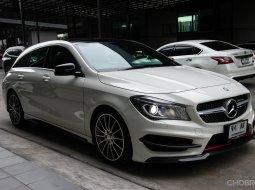 2015 Mercedes-Benz CLA 250 เครดิตดีจัดไฟแนนซ์ดาวน์เพียง 10% ดอกเบี้ยเริ่มต้น 2.79 %