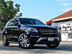 2015 Mercedes-Benz ML250 CDI Bluetec รถกระบะ
