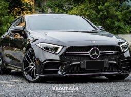 2020 Mercedes-Benz CLS 53 AMG สีเทา-ดำ วิ่ง 9,800 กม.
