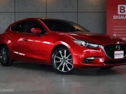 2017 Mazda 3 2.0 S Sports Hatchback AT MODEL MINORCHANGE รายละเอียดของตัวรถสมบูรณ์แบบมากครับ B1442