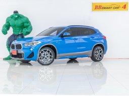 4U-129   BMW X2 รถเก๋ง 5 ประตู  ปี  2018