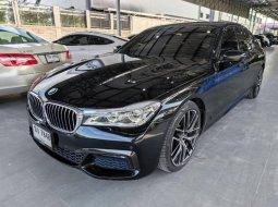 2017 BMW 730Ld ไมล์ 112,xxx km. ประวัติครบ ออพชั่นแน่น