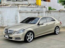 Mercedes #Benz #E250 #CDI #w212 ปี 12