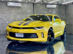 2017 Chevrolet Camaro 2.0 LTG Ecotec รถเก๋ง 2 ประตู