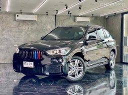 ขาย : BMW X1 2.0d M-Sport Package (เครื่องดีเซล) ปี 2019