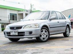 ปี 2001 Honda CITY 1.5 EXi รถเก๋ง 4 ประตู