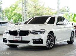 2018 BMW 520D M SPORT A/T สีขาว