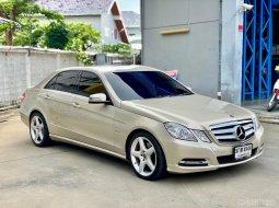 Benz E250 CDI w212 ปี 2012 - เครื่องยนต์ดีเซล สวย ทน ประหยัด