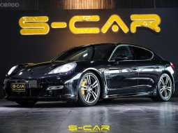 Porsche Panamera 4.8 Turbo Sedan ปี2011 Full Option วิ่ง 4x,xxx กิโล