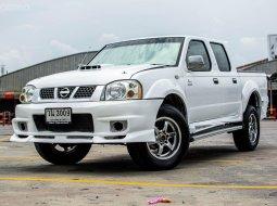 2002 Nissan Frontier 2.7 TX รถกระบะ
