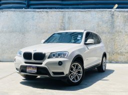 BMW X3, 2.0d HIGHLINE โฉม F25 ปี 2014