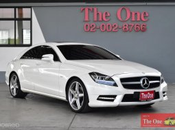 Mercedes-Benz CLS250 CDI AMG 2.1 W218 AT ปี 2012