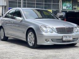 2006 Mercedes-Benz C220 CDI เลือก รถเก๋ง 4 ประตู เจ้าของขายเอง