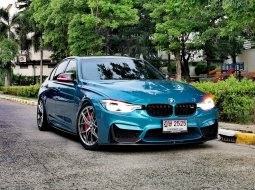 2013 BMW 320d M Sport  ของแต่ง7แสนกว่า
