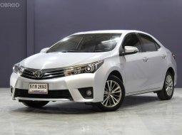 2016 Toyota Corolla Altis 1.8 V ออกรถ1บาท ที่สุดของอัลติช ต้องคันนี้!!!