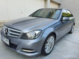 Mercedes #BENZ #C200 CGI ELEGANCE W204 ปี 2012