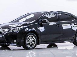 2014 Toyota Corolla Altis E CNG รถเก๋ง 4 ประตู
