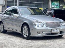 2006 Mercedes-Benz C220 CDI Elegance รถเก๋ง 4 ประตู
