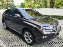 2013 Lexus RX270 2.7 Luxury SUV - รถศูนย์ LEXUS ประเทศไทย