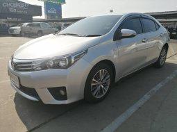 ขายรถมือสอง 2014 Toyota Altis 1.8 Gรถเก๋ง 4 ประตู