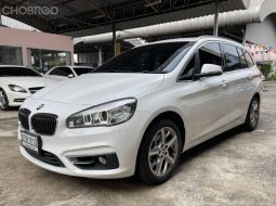 2016 BMW 218i 1.5 F46 Grand Tourer รุ่น Luxury Wagon