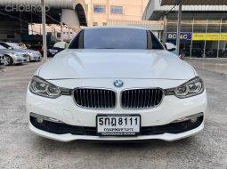 2016 BMW 320d เลือก รถเก๋ง 4 ประตู รถบ้านแท้