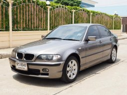 BMW E46 318I 2.0 SE ปี 2003 จดปี 2005 เกียร์AUTO Steptronic 5 Speed สภาพเดิมๆ