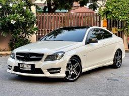 2012 Mercedes-Benz C180 1.6 AMG รถเก๋ง 4 ประตู