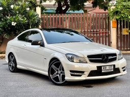 Benz C180 Coupe AMG ปี2012 แท้