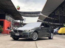 BMW F10 528i Luxury LCI ปี 2014