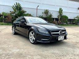 2012 Mercedes-Benz CLS250 CDI AMG 2.1 Shooting Brake รถเก๋ง 4 ประตู
