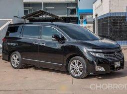 จองด่วน Nissan Elgrand 2.5 Highway Star 2010 สีดำแท้จากโรงงาน รถดูแลง่าย นั่งสบาย
