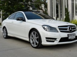 Mercedes Benz C180 Coupe AMG 2014