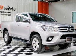 🔥 คุ้มราคา แคปขับ 4 รถสวย เดิมๆทั้งคัน 🔥  Toyota Hilux Revo 2.4 E Plus 4WD ปี2016 รถกระบะ