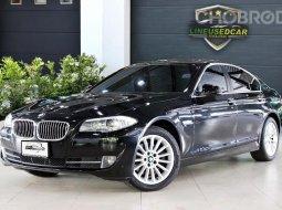 BMW523iHighlineF102012 รถออกศูนย์BMWTHAILAND เทคโนโลยีใหม่ประหยัดน้ำมัน