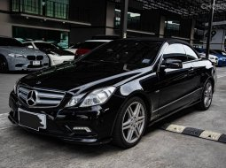 Benz E200Cabriolat ปี2011