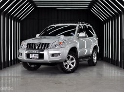 Toyota Prado II 2 ประตู 4WD ปี 2002 จดประกอบนำเข้า 2011 หายากสุด ๆ สภาพสวยมาก ๆ