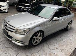 2011 Mercedes-Benz C200 1.8 Edition C รถเก๋ง 4 ประตู