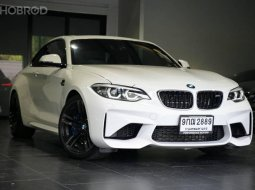 BMW M2 2018 รถศูนย์BMW Thailand