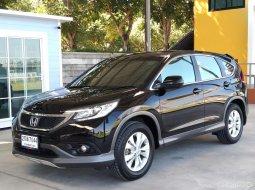 ฟรีดาวน์ รถ SUV Honda CRV 2.0 ขับ 4x4 รถสวยสดรับประกันไม่มีชน เข้าศูนย์ตลอด รถยนต์มือสองคุณภาพดี