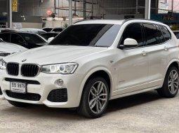 02017 BMW X3 2.0 xDrive20d 4WD M Sport SUV