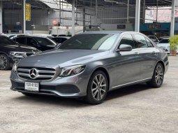 2018 Mercedes-Benz E350 2.0 e Avantgarde รถเก๋ง 4 ประตู