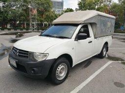 ขายรถมือสอง2010 Mitsubishi TRITON 2.4 CNG รถกระบะ