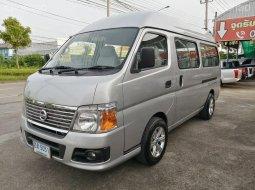 ขายรถมือสอง 2009 Nissan Urvan 3.0 VX ZDi รถตู้/VAN